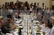Presidente birmano promete mantener paz con grupos armados