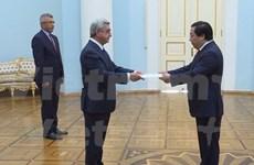 Concede Armenia gran importancia a relaciones con Vietnam