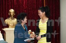 Vietnamitas en Australia respaldan a escolares connacionales