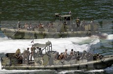 Asistencia estadounidense a las fuerzas de países sudesteasiáticos