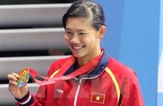 Anh Vien brilla en evento deportivo mundial