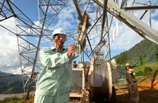 Inician proyecto eléctrico en comuna insular de Kien Giang