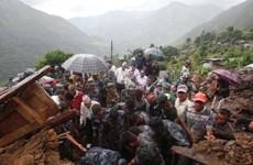 Decenas de muertos por avalancha de lodo en Myanmar