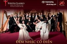 Celebra en Hanoi decimoctava edición de Toyota Classics 2015