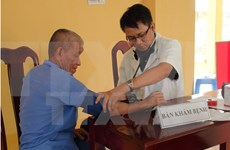 Hanoi honra a empresas y hombres de negocio destacados