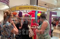 Vietnam participa en Feria de Artesanías del Mercosur