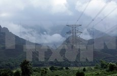 En operación línea eléctrica en noroeste de Vietnam