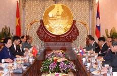 Vicepresidenta vietnamita realiza visita oficial a Laos