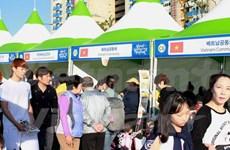 Concurrentes al Festival Busan impresionados por cultura vietnamita