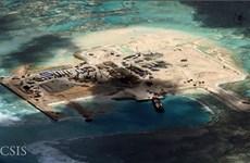 Condena Filipinas edificación de faros chinos en Mar Oriental