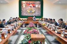 Acuerdan Vietnam y Cambodia impulsar cooperación en defensa