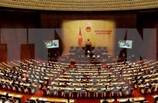 Parlamento vietnamita continúa agenda del décimo período de sesiones
