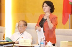 Diputados vietnamitas analizan importantes proyectos de leyes