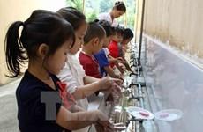 Maratón Internacional por agua potable en escuelas