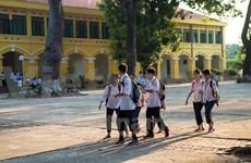 Hanoi, punto relevante en educación y formación