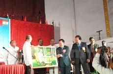 Efectúan Festival de amistad entre pueblos vietnamita e indio