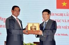 Decididos Vietnam y Cambodia a construir una frontera de paz