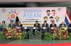 Reconoce México en ASEAN a una asociación prioritaria