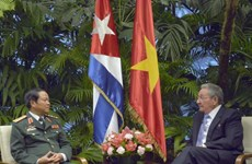 Lazos en defensa: símbolo de hermandad especial Vietnam- Cuba