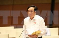 Parlamento vietnamita continúa analizando proyectos legales