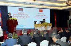 Vietnam y Cambodia promueven cooperación entre localidades fronterizas