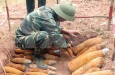 Convocan asistencia internacional a superación de secuelas de bombas