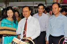 Cierra sus puertas feria de productos artesanales de Hanoi