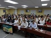 Vietnam participa en encuentro internacional de partidos comunistas