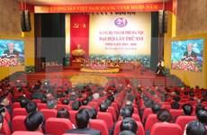 Efectúan primera jornada de asamblea partidista de Hanoi