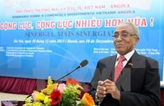 Angola da bienvenida a inversores vietnamitas, afirma su embajador