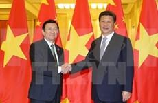Máximo dirigente chino iniciará mañana visita a Vietnam
