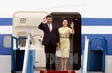 Primeras imágenes de Xi Jinping en Vietnam