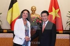 Aspira Vietnam ampliar cooperación con Bélgica en sectores clave