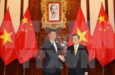 Declaración conjunta Vietnam – China