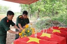 Respaldan expertos argentinos a Vietnam en identificación de mártires