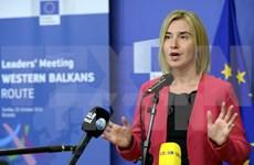 UE insta respetar ley global en solución de diferendos en Mar del Este