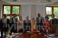 Fomentan Vietnam y Sudáfrica cooperación en formación