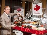 Sabor canadiense en Festival Gastronómico en Ciudad Ho Chi Minh