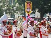 Ciudad Ho Chi Minh acogerá concierto mundial de la banda de policía