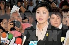 Yingluck defiende su programa de subsidios al arroz