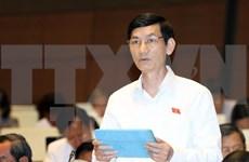 Parlamento aprueba resolución de presupuesto estatal para 2016