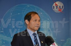Vietnam participa en Conferencia Mundial de Radiocomunicación 2015 en Ginebra