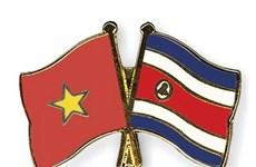 Delegación del Partido Popular de Cambodia visita Vietnam