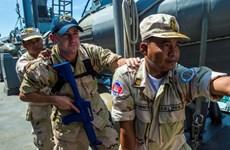 Cambodia y Estados Unidos realizan ejercicio conjunta CARAT