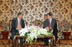 Profundizan cooperación entre localidades vietnamitas y cambodianas