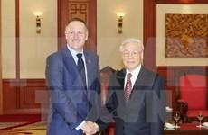 Nueva Zelanda y Vietnam buscan nuevos sectores de cooperación en marco del TPP