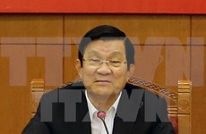Presidente vietnamita asiste a XXIII Cumbre de líderes del APEC