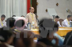 Myanmar funda comité mixto de diálogo político