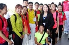 Vietnam obtiene cuatro preseas áureas en Juegos deportivos escolares de ASEAN