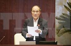 Nguyen Sinh Hung elegido como presidente de consejo nacional electoral